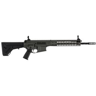 "LWRC R.E.P.R. 308WIN/7.62NATO 20"" Spiral Fluted Barrel 10+1 *CA Compliant* Flat Dark Earth/Black REPRMKIIR7CK"