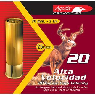 AGUILA 1C2002BA 20GA HV 2 BUCK 25/10