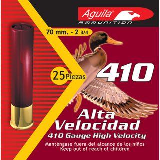 AGUILA 1C41006BA 410 HV 00BUCK 25/20