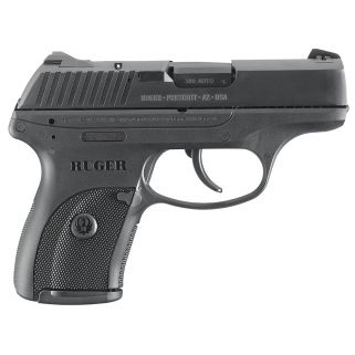 "Ruger LC380 380ACP 3.12"" Barrel 7+1 Black Poly Grip/Blued *CA Compliant* 3253"