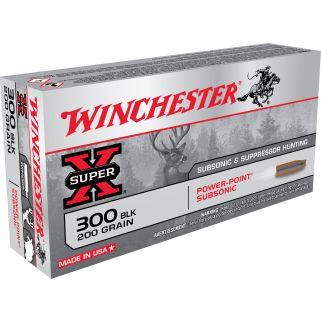 WIN X300BLKX SUB 300BO 200EXPHP 20/10