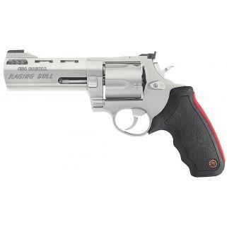 "Taurus 454 Raging Bull 454 Casull 2.25"" Barrel 5Rd Synthetic Grip/Stainless 2454029M"