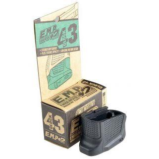 SI EMP-G43-BK G43 MAG EXT +2 BK
