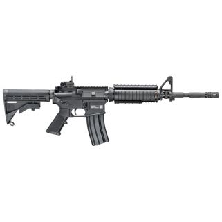 "FN FN15 Military Collector 223 Remington/5.56NATO 16"" Barrel W/A2 Sights 30+1 Matte Black 36318"