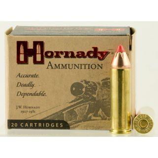 Hornady Custom 500S&W Magnum 300 Grain FTX 20 Round Box 9249