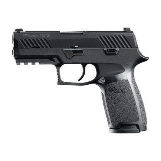 """Sig Sauer P320 Nitron Carry 9mm 3.9"""" Barrel 17+1 320CA-9-BSS"""