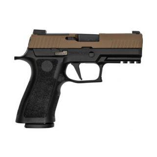 "Sig Sauer P320 X-Carry 9mm 3.9"" Barrel 17+1"