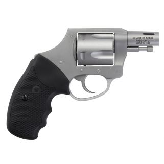 "Charter Arms Boomer 44 Special 2"" Barrel 5Rd Black Rubber Grip/Matte Stainless 74429"