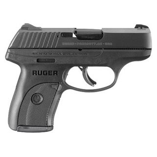"Ruger LC9s 9mm 3.12"" Barrel 7+1 Black 3235"
