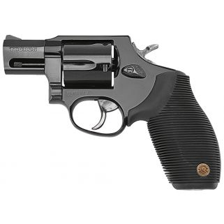 """Taurus 905 Standard 9mm Luger 2"""" Barrel 5Rd Black Rubber Grip/Blued 2905021"""