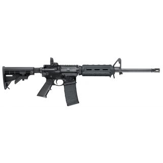 "Smith & Wesson M&P15 Sport II 223 Remington/5.56NATO 16"" Barrel W/Magpul MOE M-Lok 30+1 10305"