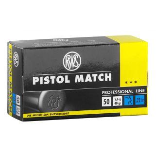 WAL 2132443 22LR PISTOL MATCH 50