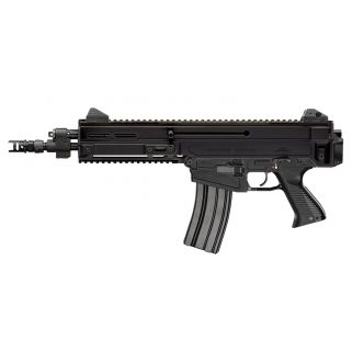 "CZ 805 Bren S1 223 Remington/5.56NATO 11"" Barrel W/ Low Pro Adjustable Sights 10+1 Black 01361"