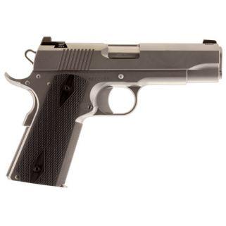 "Dan Wesson 1911 Valor Commander 9mm Luger 4.25"" Barrel W/ Tritium Sights 9+1 Black/Stainless 01873"