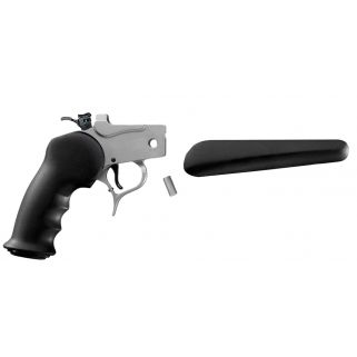 Thompson Center G2 Pistol Frame Rubber Grip/Stainless 08028750