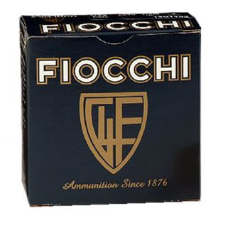 "Fiocchi Speed Steel 12 Gauge BBB Shot 3.5"" 25 Round Box 1235ST3B"