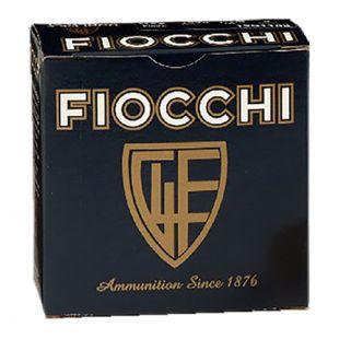 """Fiocchi Speed Steel 12 Gauge T Shot 3.5"""" 25 Round Box 1235STT"""