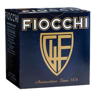 """Fiocchi Speed Steel 12 Gauge 1 Shot 3"""" 25 Round Box 123ST1"""
