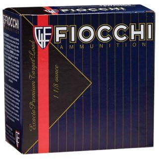 """Fiocchi Premium 12 Gauge 7.5 Shot 2.75"""" 25 Round Box 12WRNO75"""