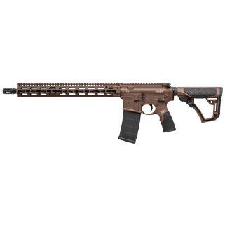 "Daniel Defense DDM4 V11 223 Remington/5.56NATO 16"" Barrel 30+1 Brown Cerakote 00257047"