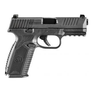 """FN 509 9mm 4"""" Barrel W/ 3 Dot Sights 17+1 Black 66100002"""