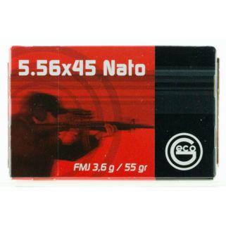 GECO 278140050 5.56 55 FMJ 50/20