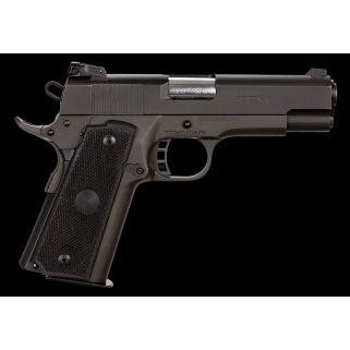 "Rock Island Armory RTCM Rock Combo 22TCM/9mm 4.25"" Barrel W/ Fixed Dovetail Front-Adjustable Rear Sights 17+1 Black 51949"
