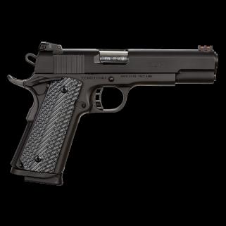 """Rock Island 1911 Tac Ultra 22TCM/9mm 5"""" Barrel W/ Adjustable Sights 10+1 VZ Tactical Grip/Parkerized 51962"""