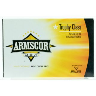 Armscor 300 Remington Ultra Magnum 180 Grain AB 20 Round Box FAC300RUM180GRABTC