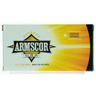 Armscor 45-70GOVT 300 Grain JHP 20 Round Box FAC4570300GRJHPTC