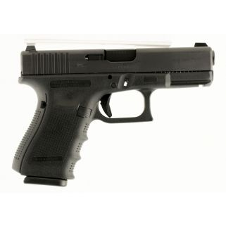 "Glock G19 Gen 4 9mm Luger 4.02"" Barrel 10+1 PG1950701"