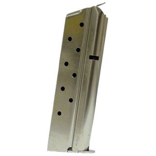 Colt 1911 Government/Commander 38 Super Magazine 9Rd Stainless SP574481