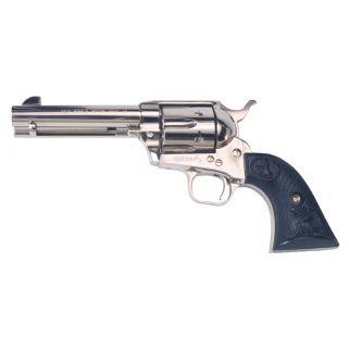 """Colt SAA 357 Magnum 4.75"""" Barrel 6Rd Nickel P1641"""