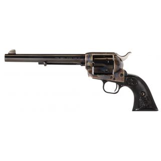 """Colt SAA 45 Colt 7.5"""" Barrel 6Rd Nickel/Blued P1876"""
