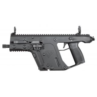 "Kriss Vector SDP Gen II 45ACP 5.5"" Barrel W/ Flip-Adjustable Sights 13+1 Black KV45PBL20"