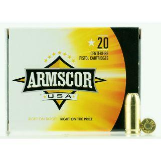 ARMS FAC3803N 380 95 JHP 20/25