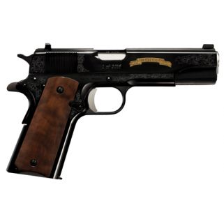 "Remington 1911 R1 200th Anniversary 45ACP 5"" Barrel 7+1 Walnut Grip/Black 96372"