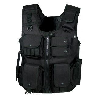 UTG PVC-V548BL LE TACT SWAT VEST BK