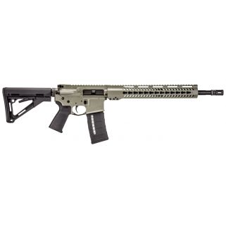 "Taurus T4SA Carbine 223 Remington/5.56NATO 16"" Barrel 30+1 Black/Tan 345561651"