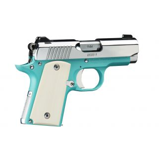 "Kimber Micro 9 Bel Air 9mm Special Edition 3.15"" Barrel 6+1 3300110"