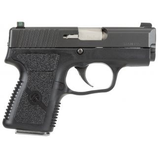 "Kahr PM9 9mm 3"" Barrel W/Tritium Night Sights 6+1/7+1 Textured Black/Matte Blackened Stainless PM9094NA"