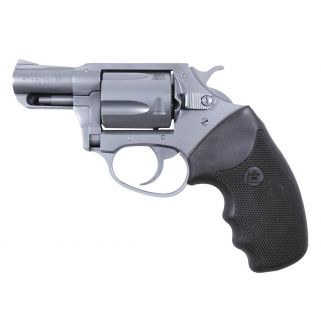 "Charter Arms Undercover 38 Special 2"" Barrel 5Rd Black Rubber Grip/Stainless 73820"