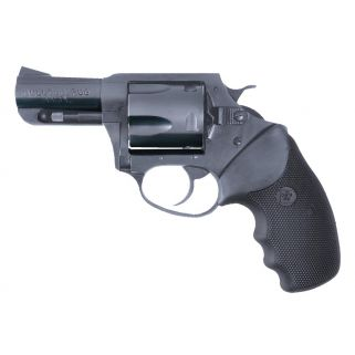 "Charter Arms Bulldog 44 Special 2.5"" Barrel W/ Fixed Sights 5Rd Black Rubber Grip/Blued 14420"