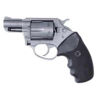 "Charter Arms Pathfinder 22 Magnum 2"" Barrel W/ Adjustable Sights 6Rd Black Grip/Stainless 72324"