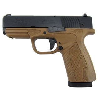 BERSA BP9DECC 9MM 8R MT/FDE