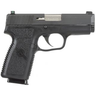 "Kahr P9 9mm 3.5"" Barrel W/Tritium Night Sights 7+1 Black/Matte Blackened Stainless KP9094N"