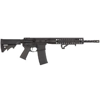 "LWRC IC DI 223 Remington/5.56NATO 16.1"" Barrel 30+1 Black ICDIR5B16"