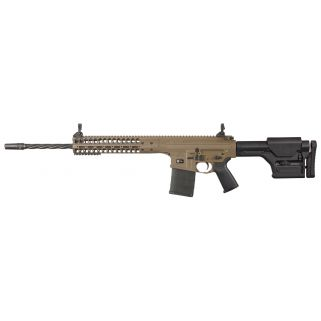 "LWRC R.E.P.R. 308WIN/7.62NATO 20"" Spiral Fluted Barrel 20+1 Flat Dark Earth REPRMKIIR7CKF20"