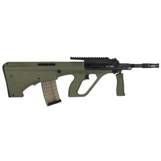 "Steyr AUG A3 M1 223 Remington/5.56NATO 16"" Barrel 30+1 Green Synthetic AUGM1GRNH"
