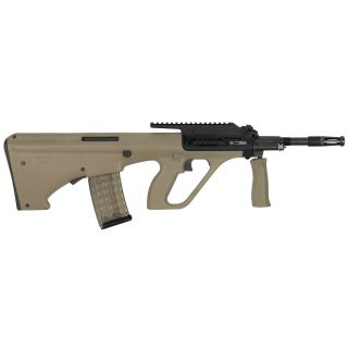 "Steyr AUG A3 M1 223 Remington/5.56NATO 16"" Barrel W/ Long Picatinny Rail 30+1 Mud Synthetic Stock AUGM1MUDH"